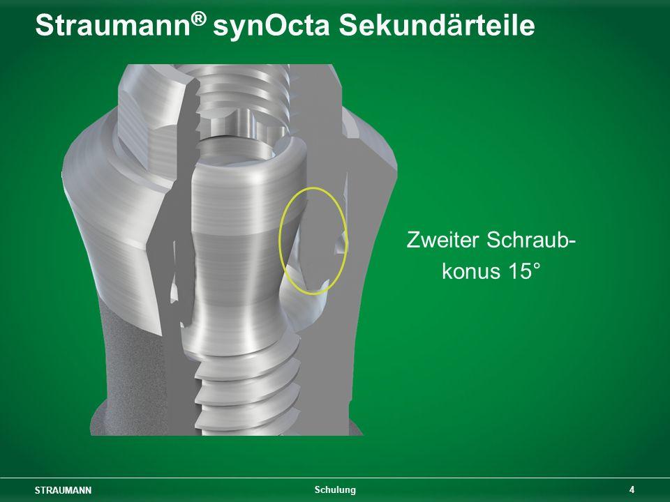 Straumann® synOcta Sekundärteile