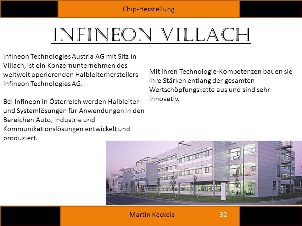 Infineon Villach