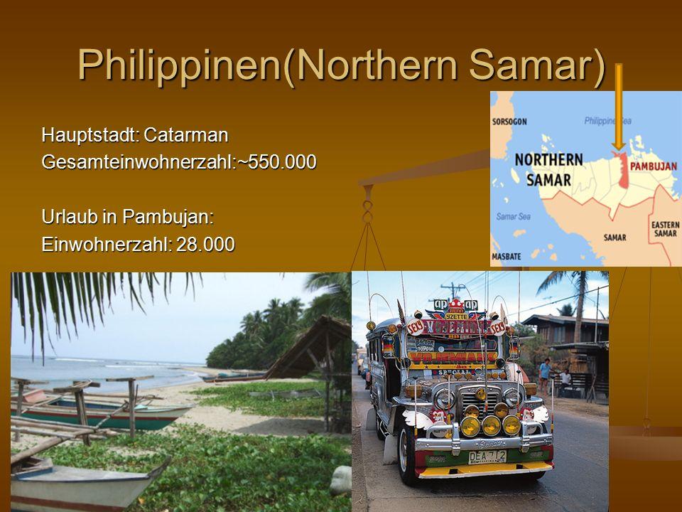 Philippinen(Northern Samar)