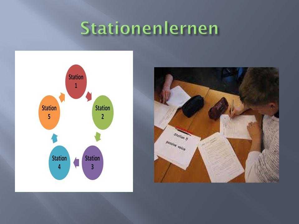 Stationenlernen