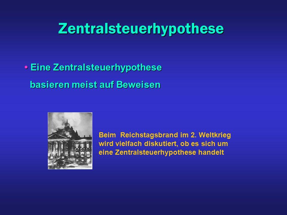 Zentralsteuerhypothese