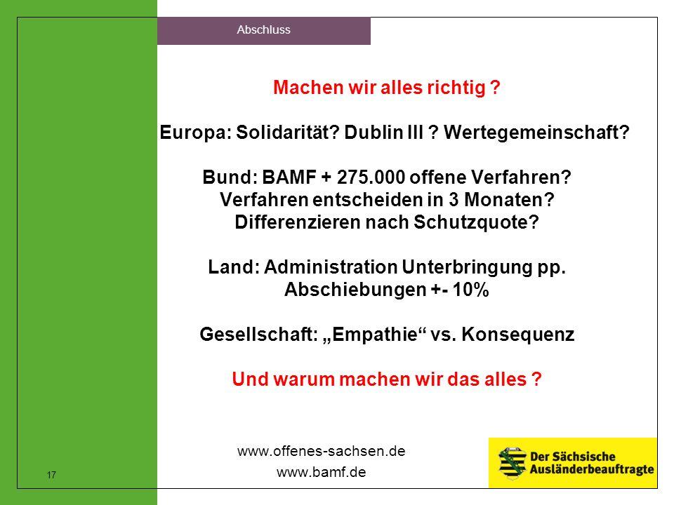 www.offenes-sachsen.de www.bamf.de