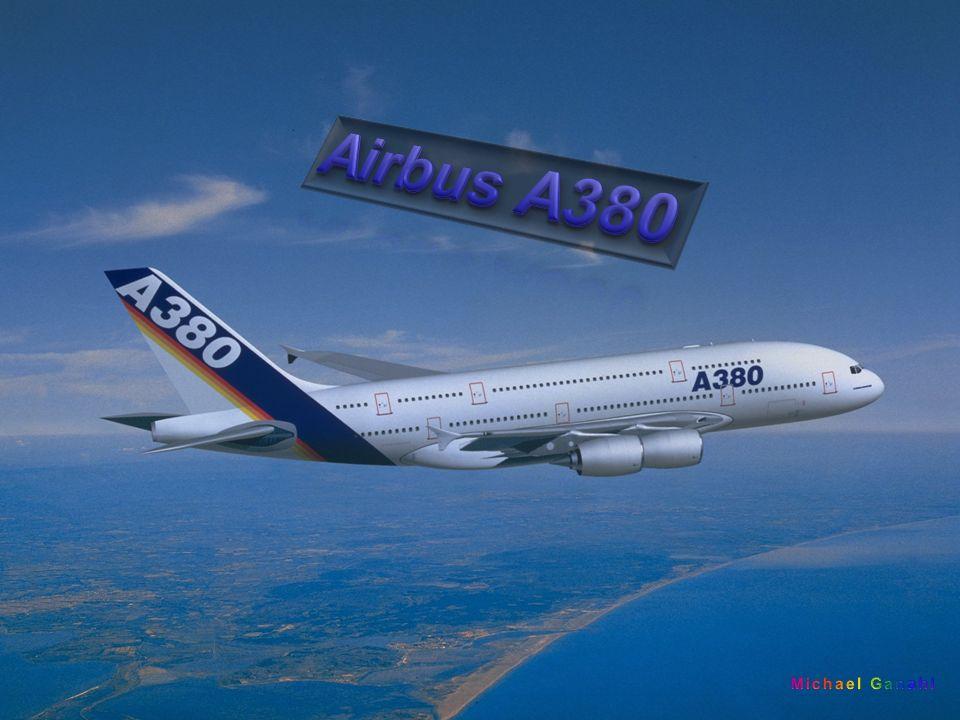 Airbus A380 Michael Ganahl