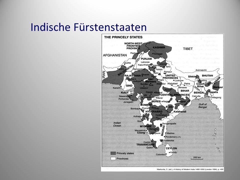 Indische Fürstenstaaten