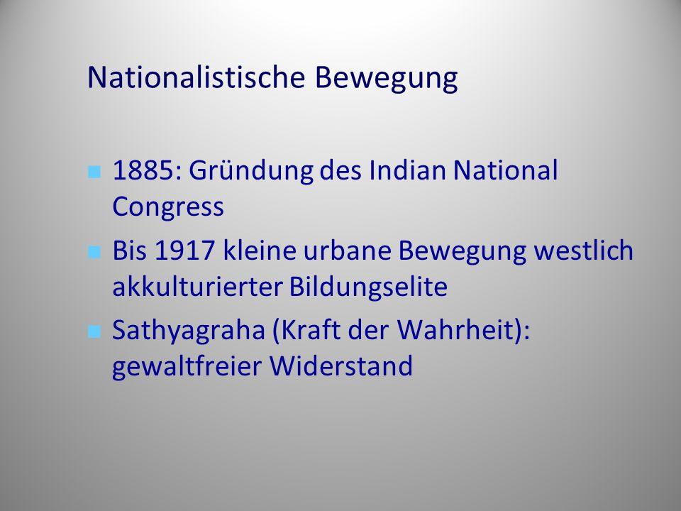 Nationalistische Bewegung