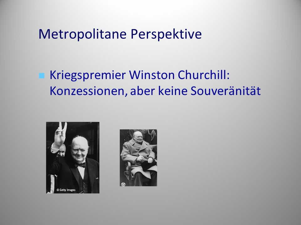 Metropolitane Perspektive