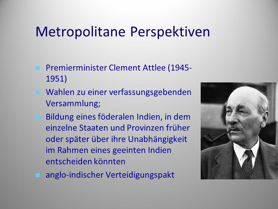 Metropolitane Perspektiven