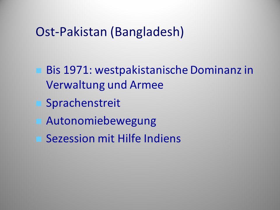 Ost-Pakistan (Bangladesh)