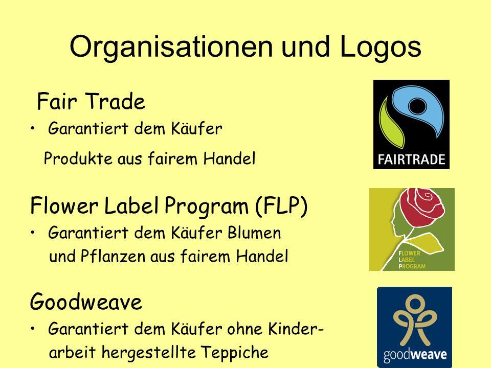 Organisationen und Logos
