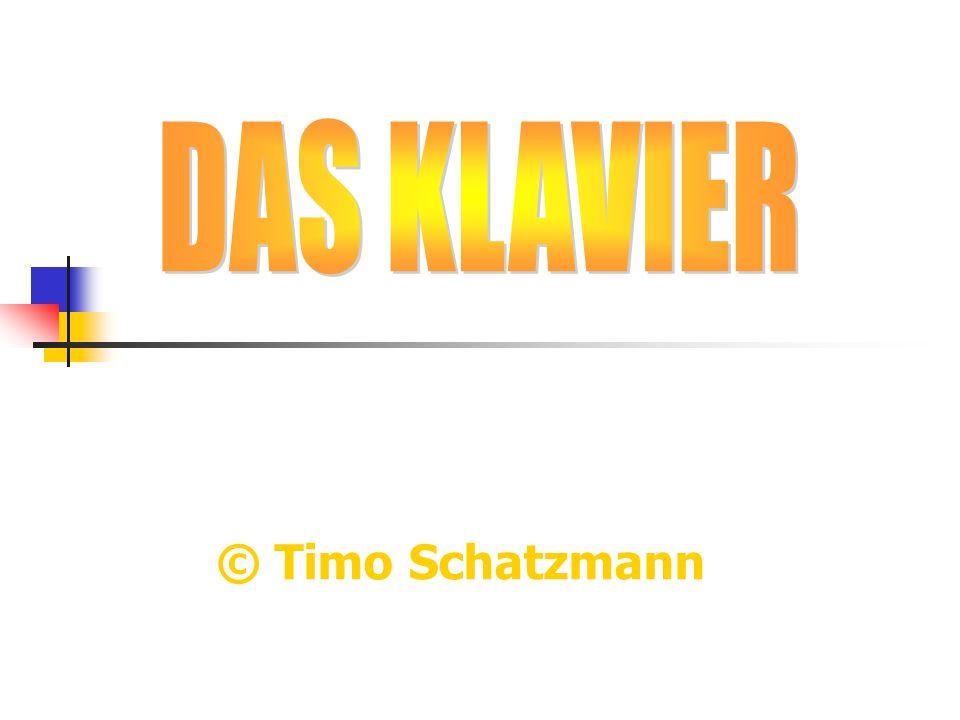 DAS KLAVIER © Timo Schatzmann