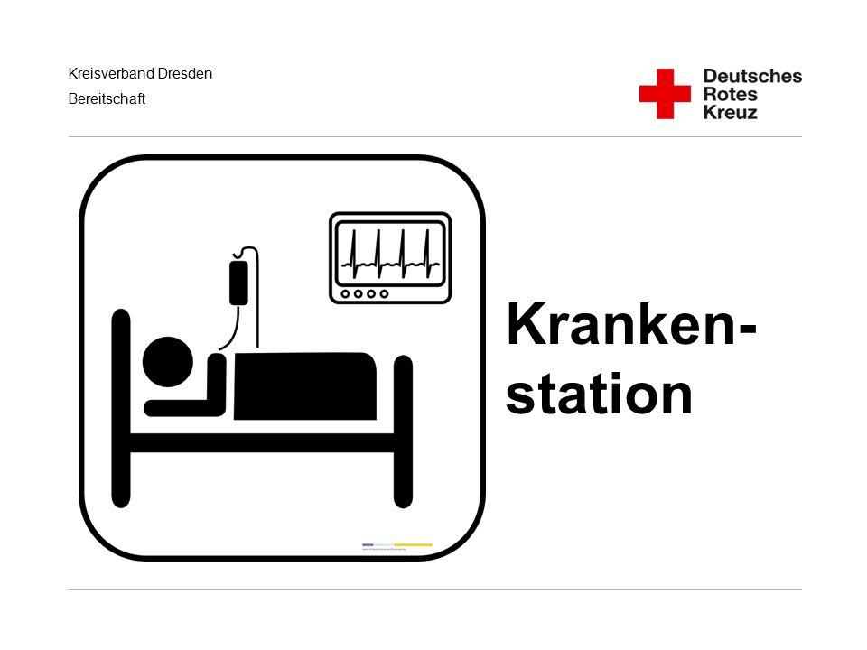 Kranken- station Handlungsempfehlungen für RD/KatS bei Terroranschlägen