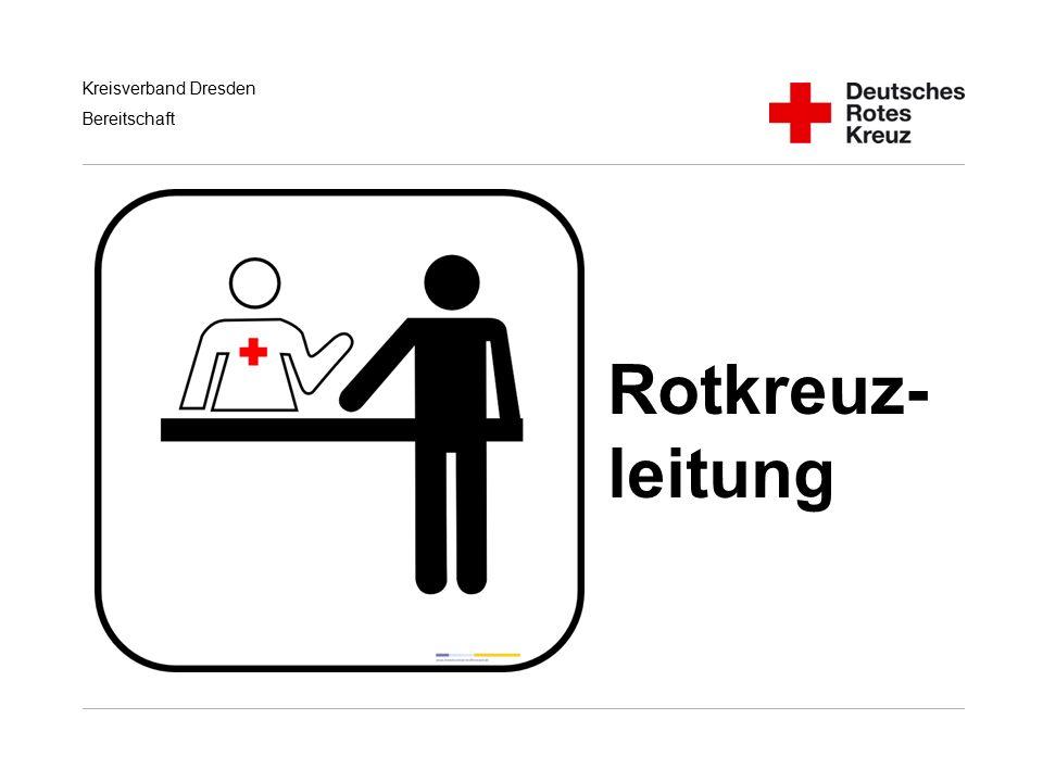 Rotkreuz- leitung Handlungsempfehlungen für RD/KatS bei Terroranschlägen