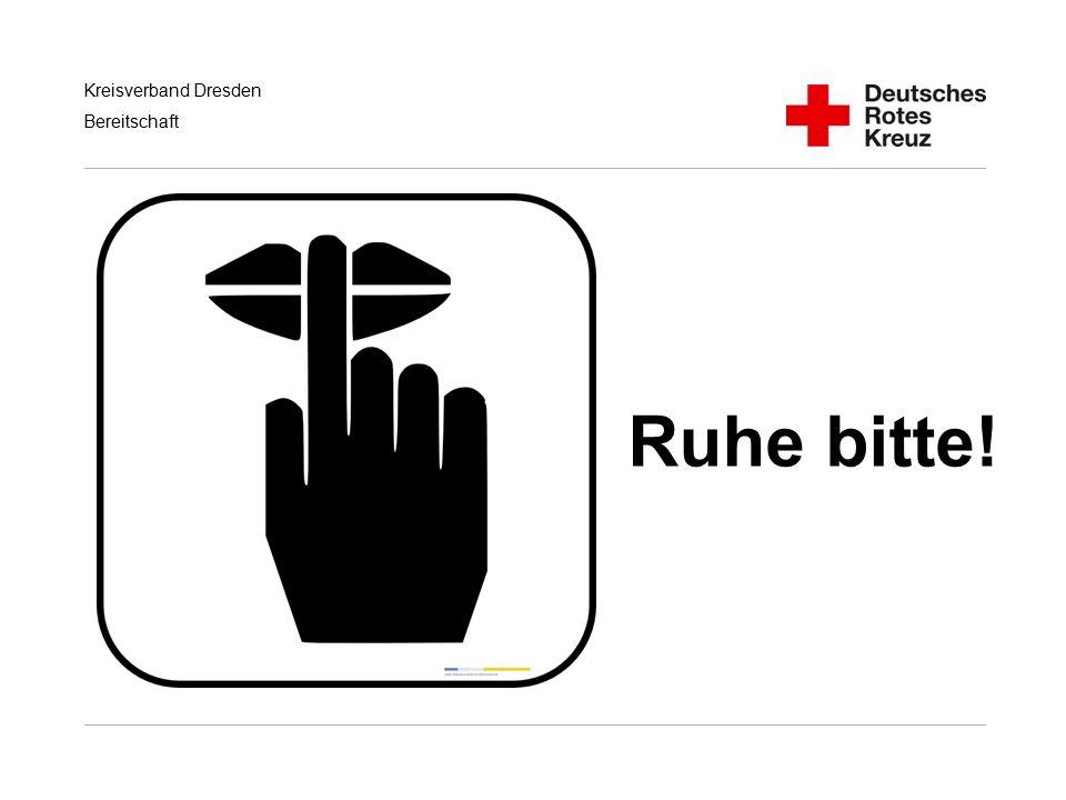 Ruhe bitte! Handlungsempfehlungen für RD/KatS bei Terroranschlägen