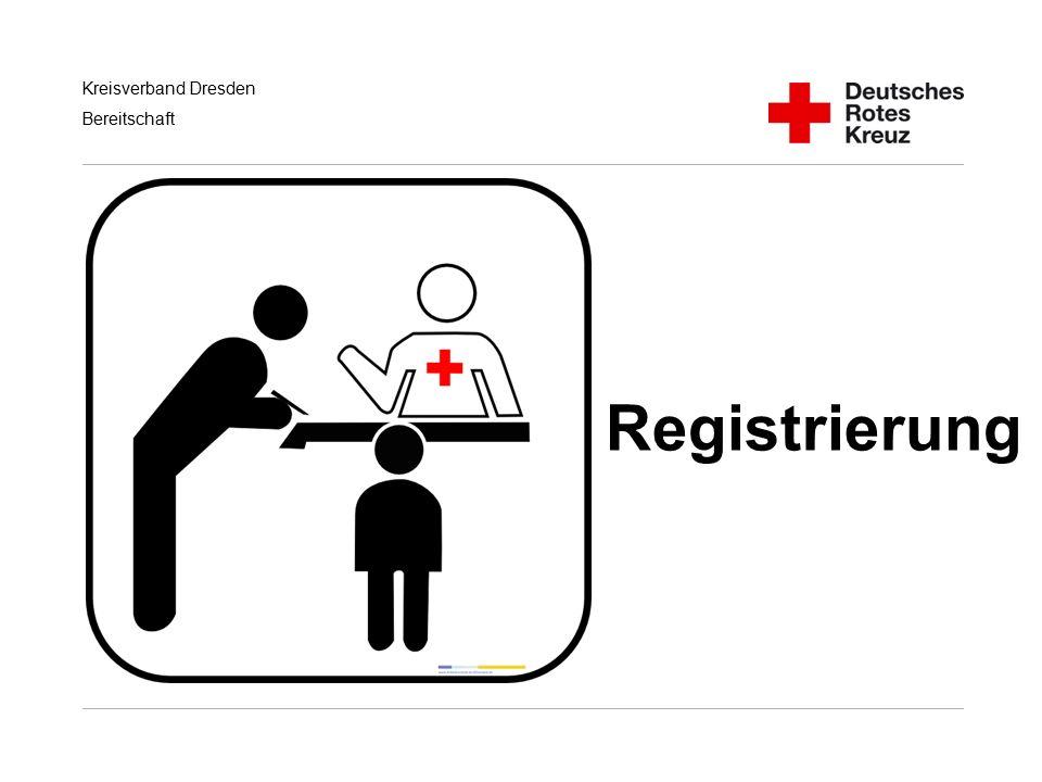 Registrierung Handlungsempfehlungen für RD/KatS bei Terroranschlägen