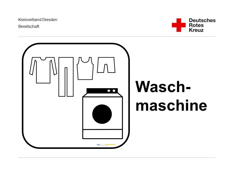 Wasch- maschine Handlungsempfehlungen für RD/KatS bei Terroranschlägen