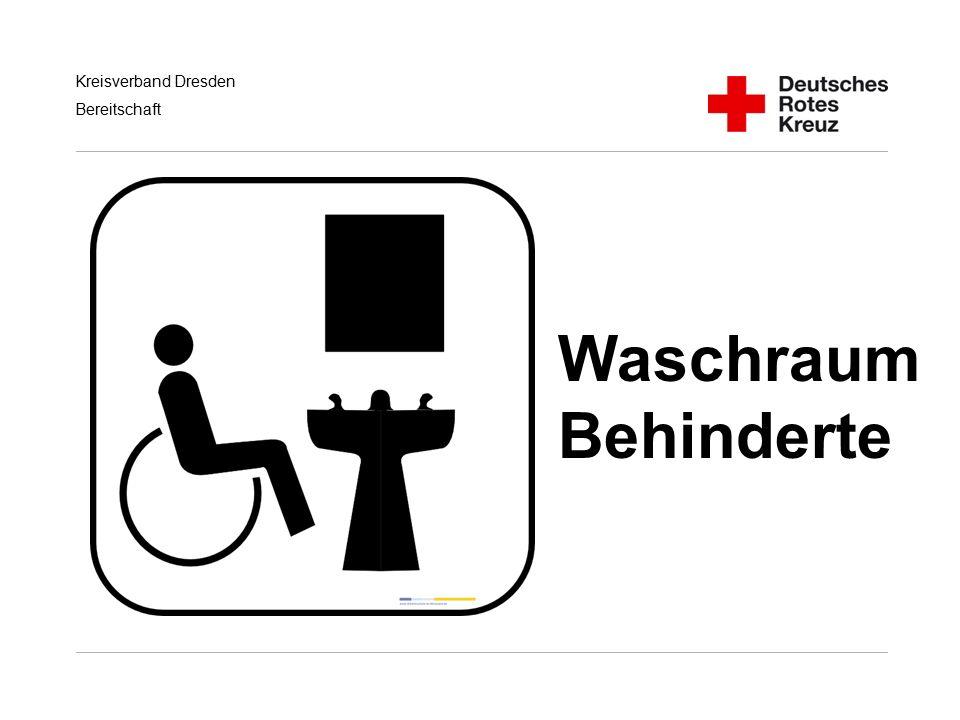 Waschraum Behinderte Handlungsempfehlungen für RD/KatS bei Terroranschlägen