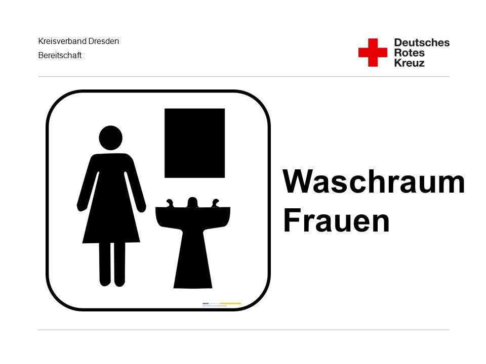 Waschraum Frauen Handlungsempfehlungen für RD/KatS bei Terroranschlägen