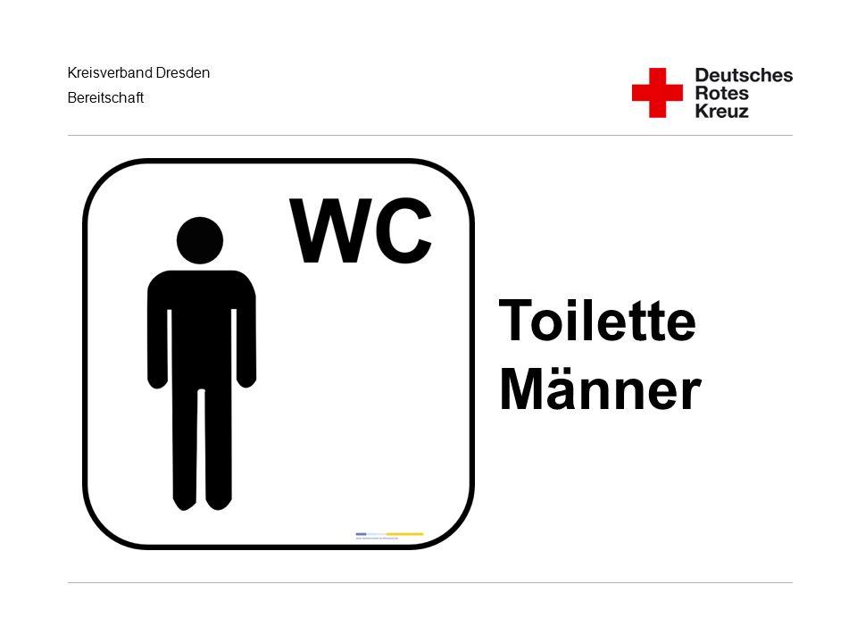 Toilette Männer Handlungsempfehlungen für RD/KatS bei Terroranschlägen