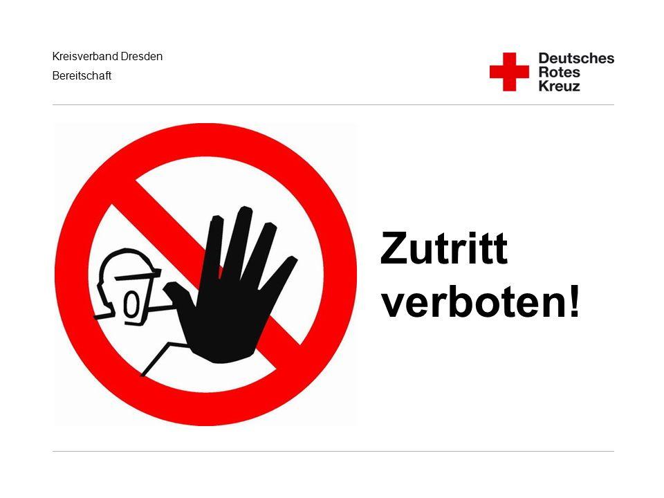 Zutritt verboten! Handlungsempfehlungen für RD/KatS bei Terroranschlägen