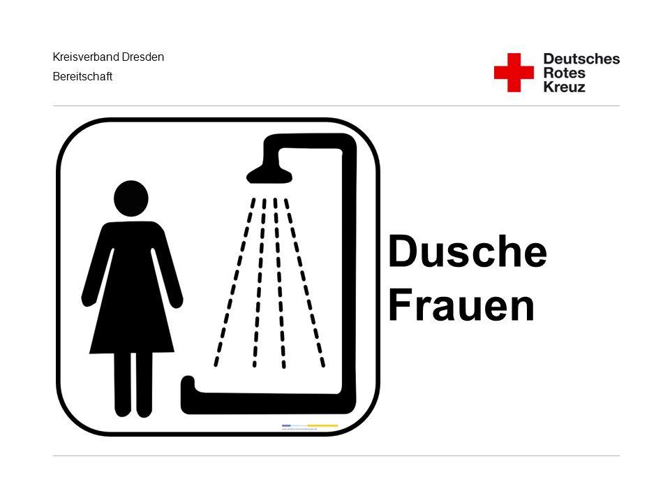 Dusche Frauen Handlungsempfehlungen für RD/KatS bei Terroranschlägen