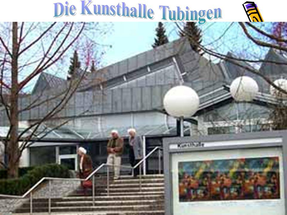 Die Kunsthalle Tubingen