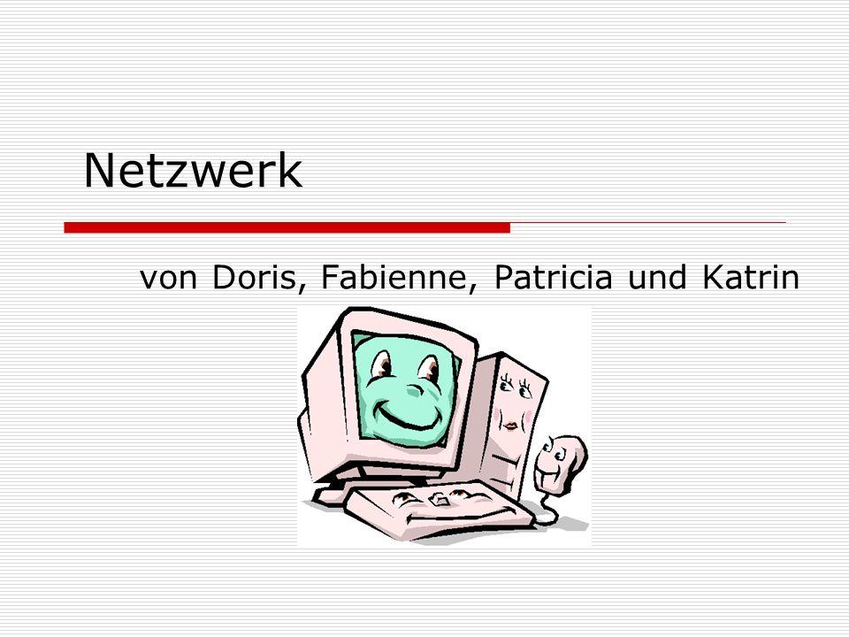von Doris, Fabienne, Patricia und Katrin