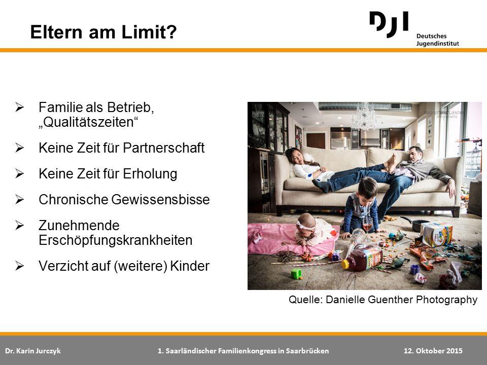 """Eltern am Limit Familie als Betrieb, """"Qualitätszeiten"""