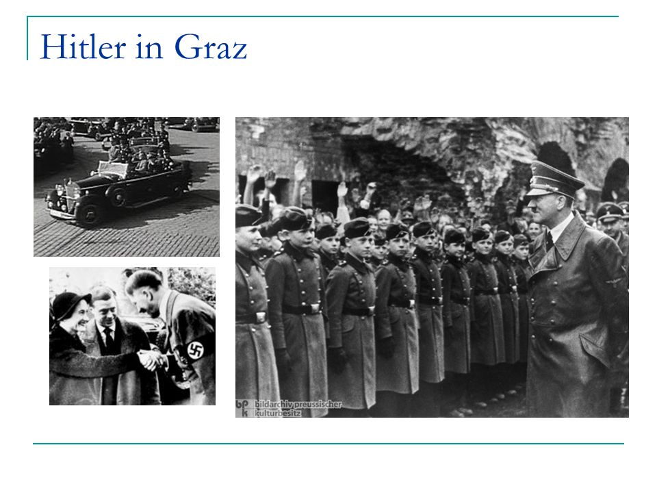 Hitler in Graz