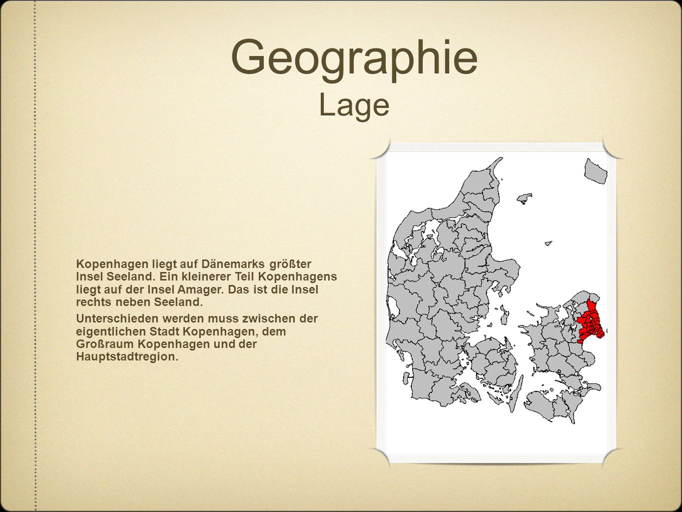 Geographie Lage