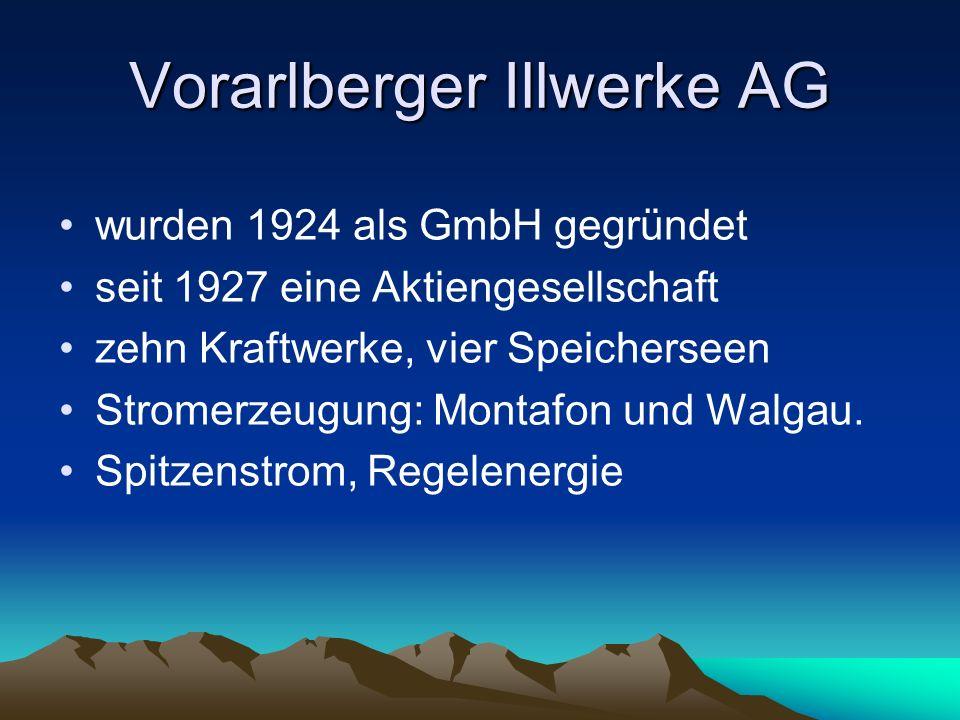Vorarlberger Illwerke AG