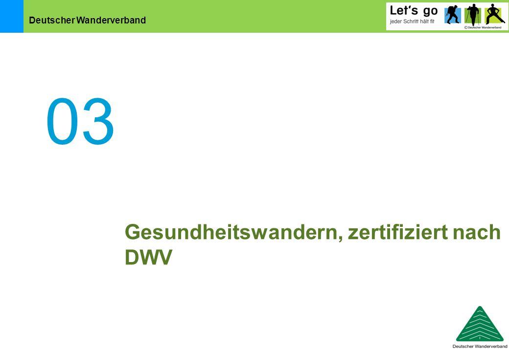 03 Gesundheitswandern, zertifiziert nach DWV