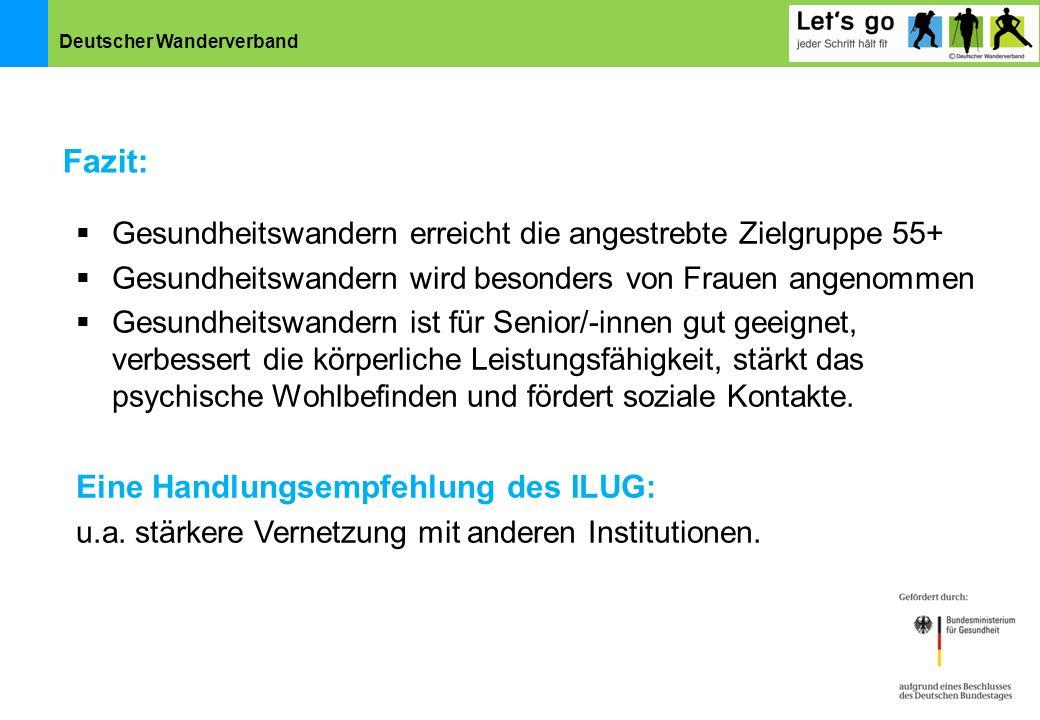 Fazit: Eine Handlungsempfehlung des ILUG:
