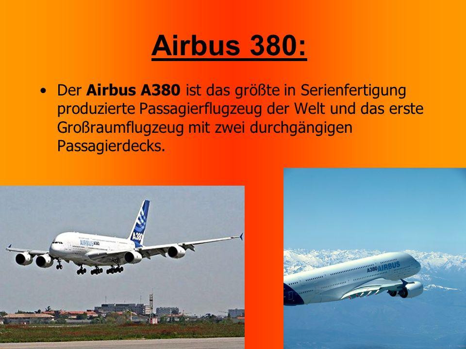 Airbus 380: