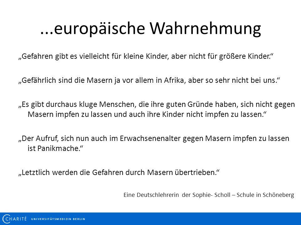 ...europäische Wahrnehmung