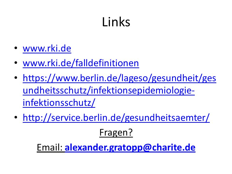 Email: alexander.gratopp@charite.de