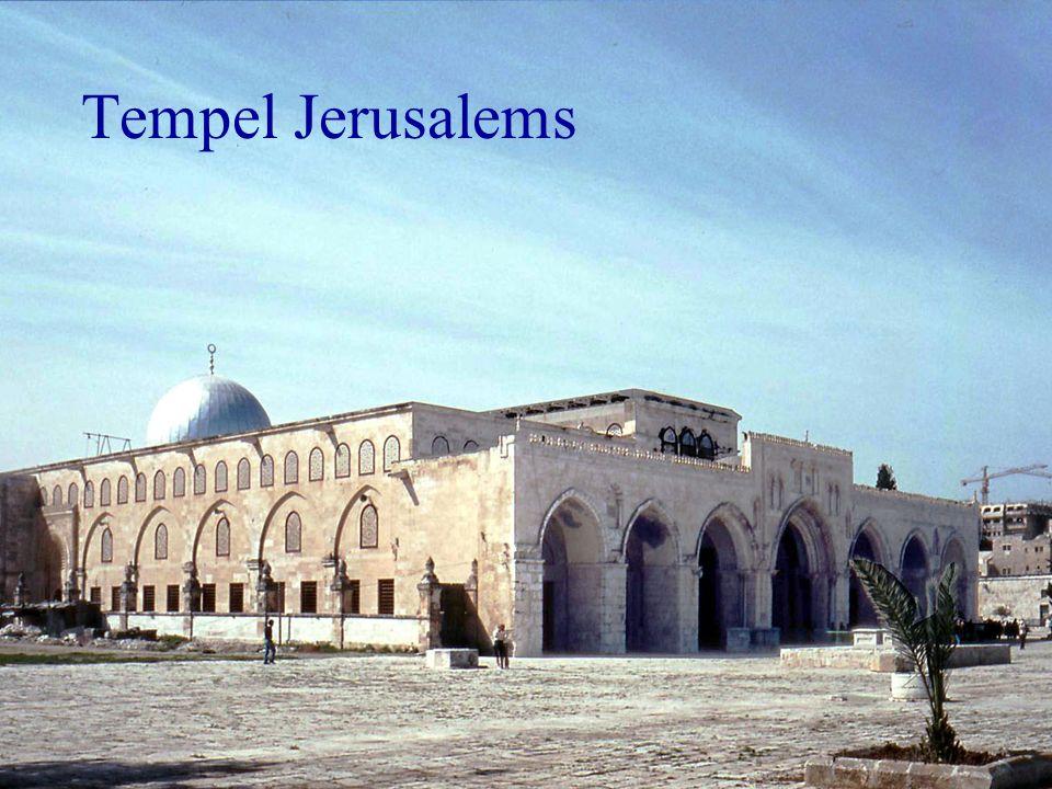 Tempel Jerusalems