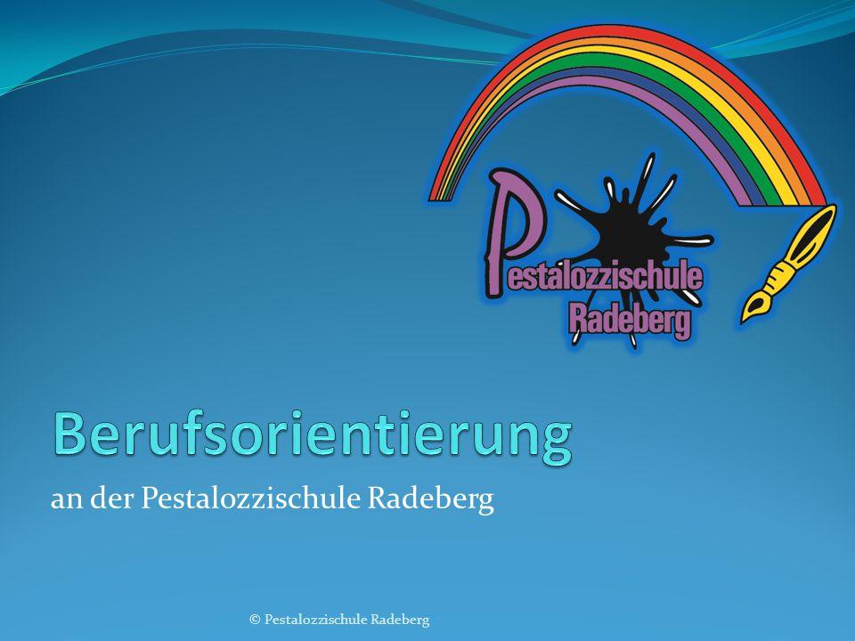 an der Pestalozzischule Radeberg