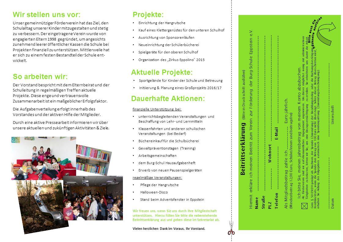 Beitrittserklärung (Bitte in Druckschrift ausfüllen)