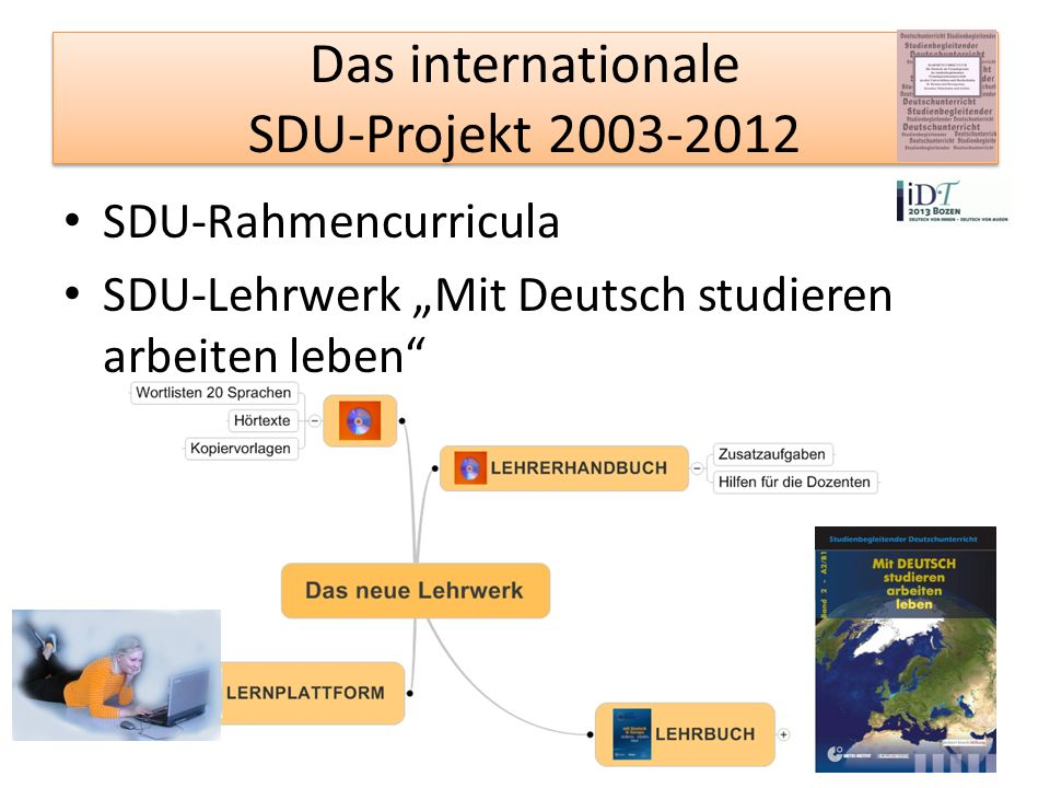 Das internationale SDU-Projekt 2003-2012