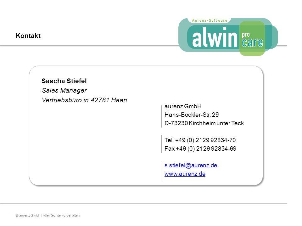 Kontakt Sascha Stiefel Sales Manager Vertriebsbüro in 42781 Haan