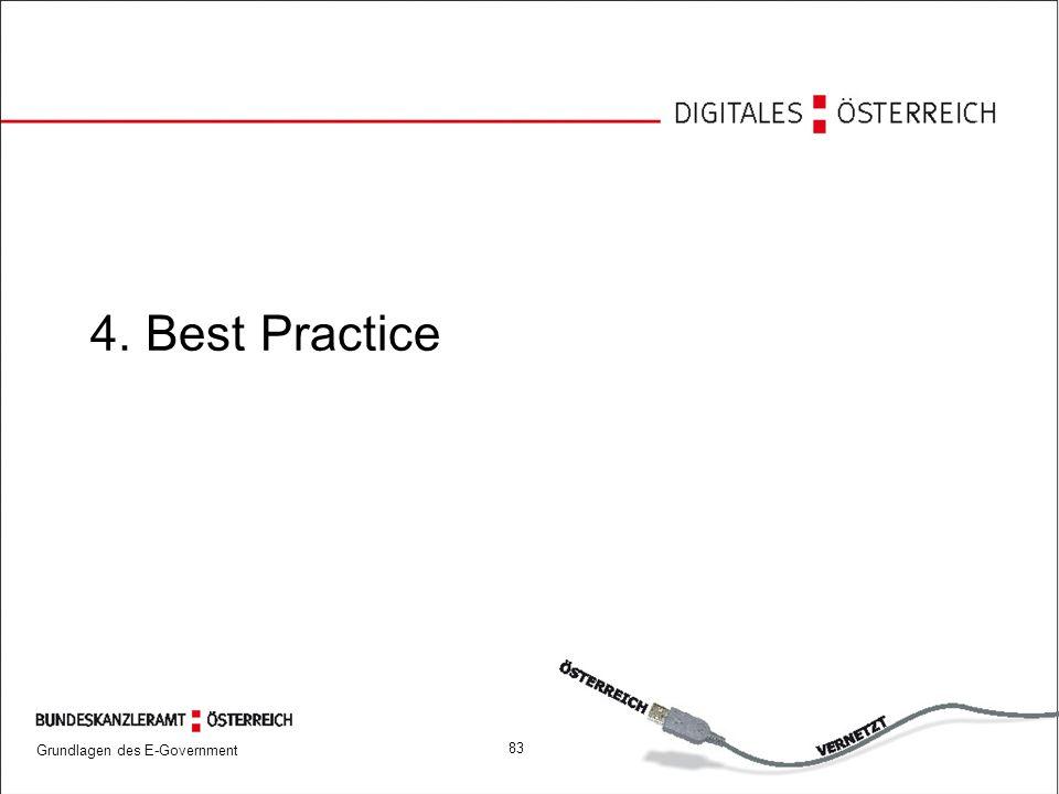 4. Best Practice