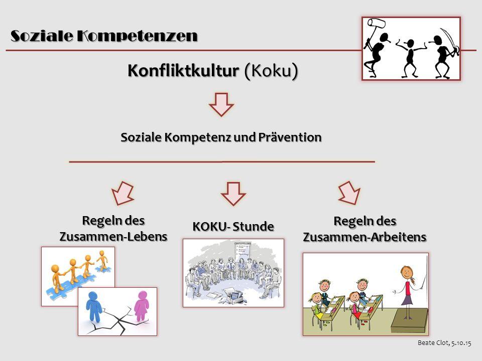 Soziale Kompetenz und Prävention