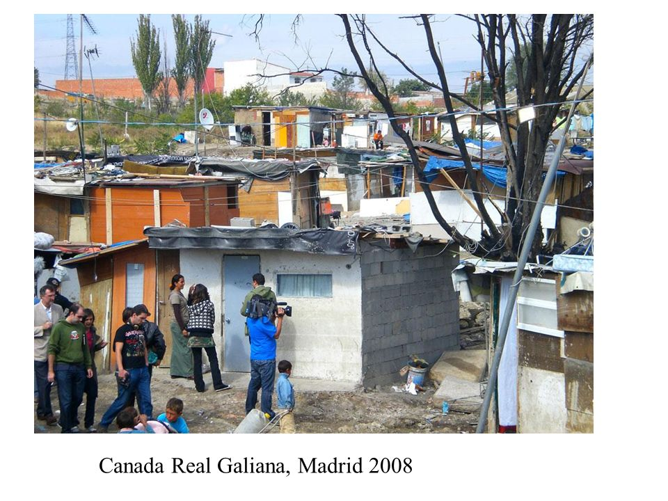 Canada Real Galiana, Madrid 2008
