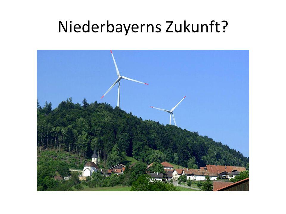 Niederbayerns Zukunft