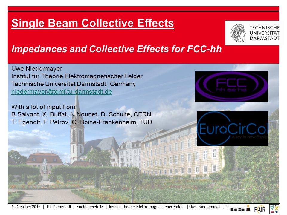 Single Beam Collective Effects Impedances and Collective Effects for FCC-hh