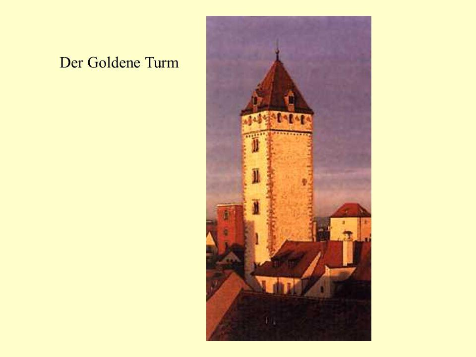 Der Goldene Turm