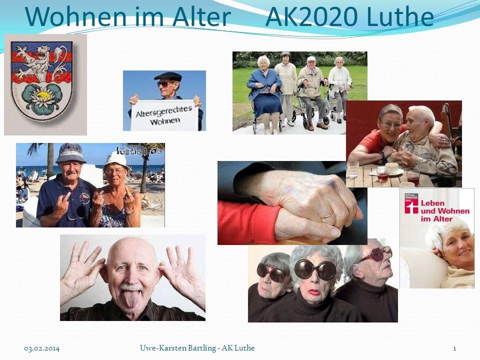 Wohnen im Alter AK2020 Luthe