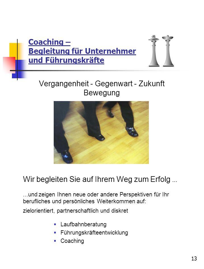 Coaching – Begleitung für Unternehmer und Führungskräfte