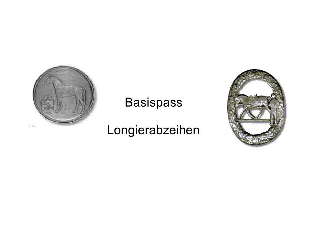 Basispass Longierabzeihen