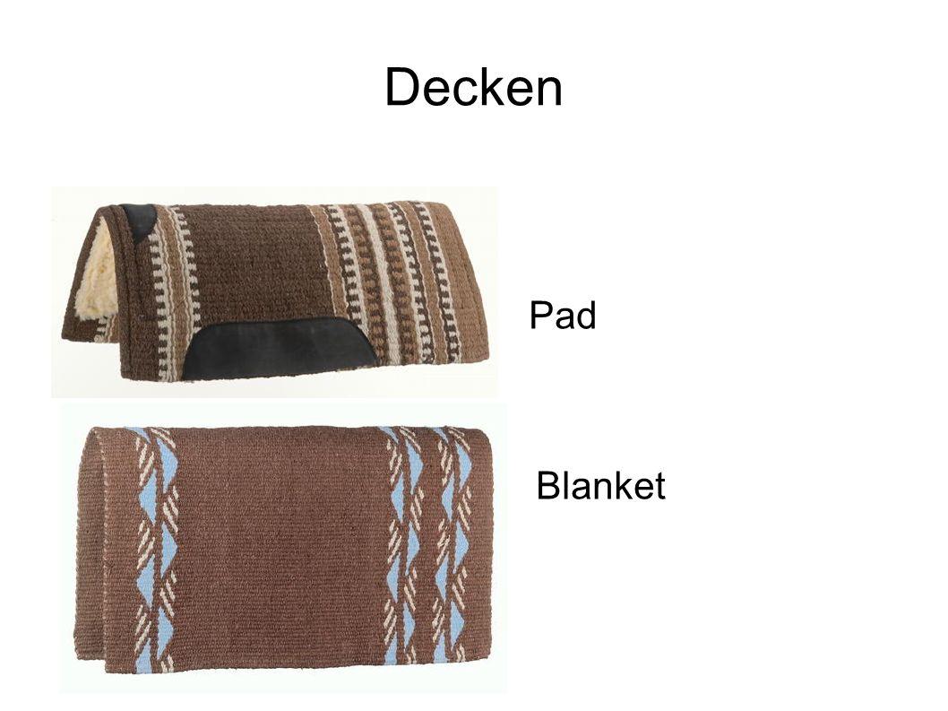 Decken Pad Blanket